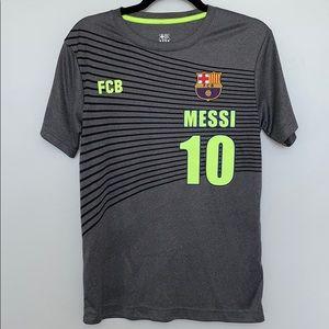 🎈3 FOR $25- Sportswear soccer t Shirt- Messi